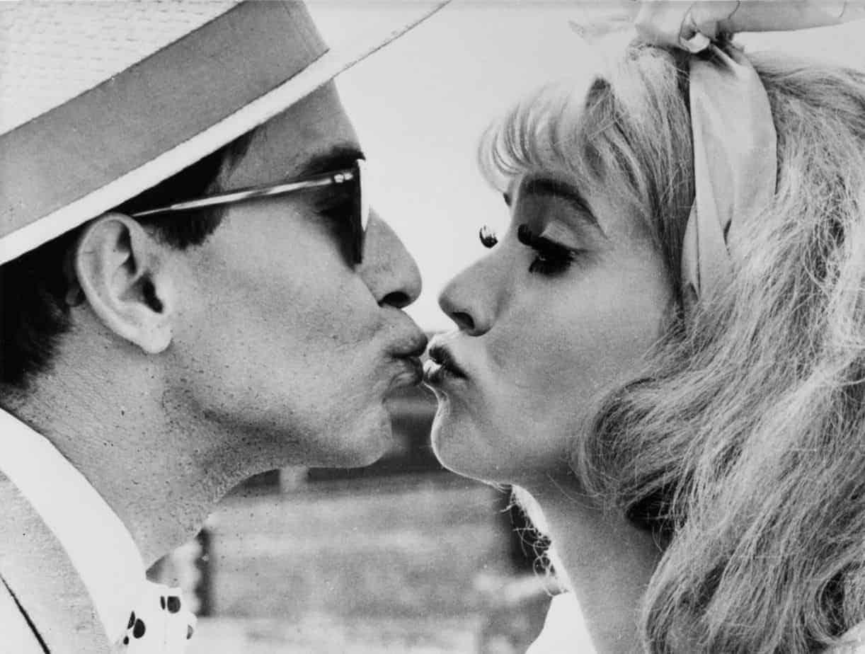 Jean-Luc Godard Anna Karina Cléo de 5 a 7