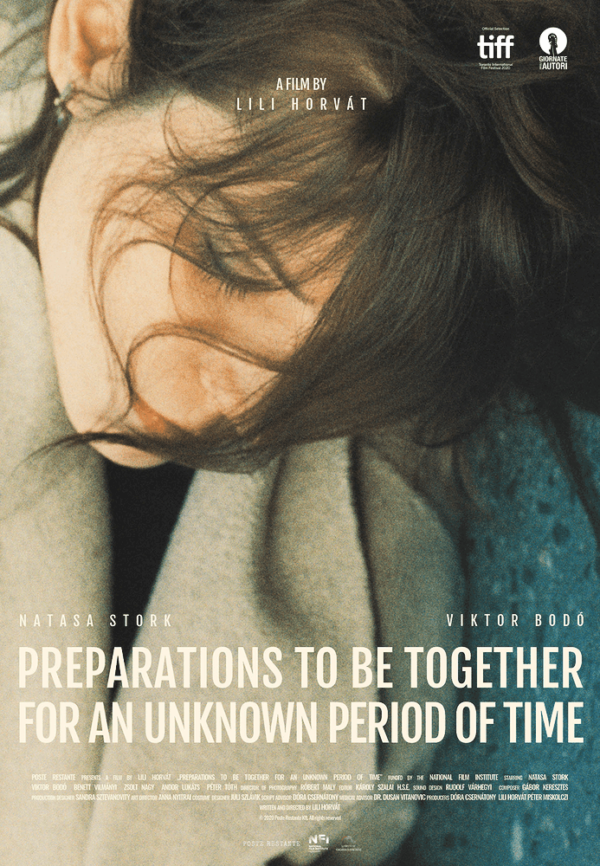 Preperations to be together for an unknwon period of time